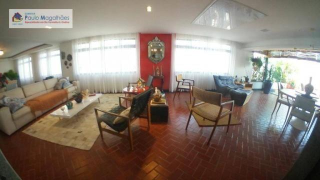 Cobertura com 4 dormitórios 3 suítes  vista a mar nascente à venda, 575m² total m² Rio Ver - Foto 6