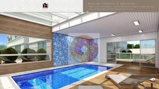 Apartamento com 3 dormitórios à venda, 106 m² por R$ 784.742,00 - Boa Vista - Curitiba/PR - Foto 16