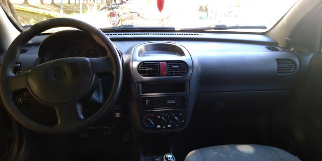 Corsa Max 1.8 com GNV, completo sedam - Foto 3