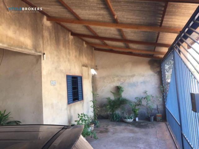 Casa com 2 dormitórios à venda, 102 m² por R$ 160.000,00 - Parque Cuiabá - Cuiabá/MT - Foto 16