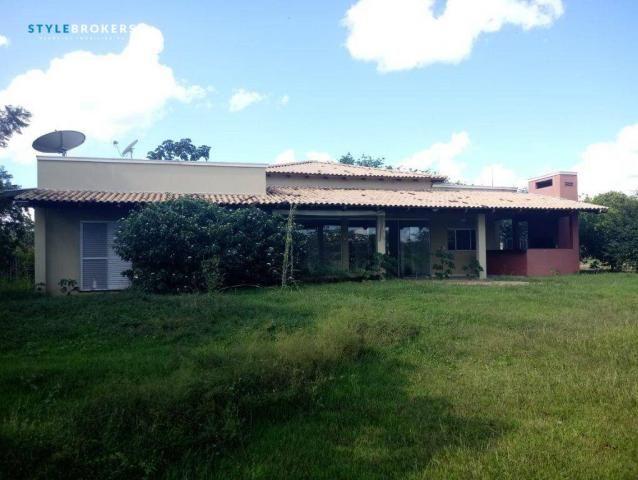 Casa No Condomínio Terra Selvagem Golfe Club com 5 dormitórios à venda, 321 m² por R$ 690. - Foto 19