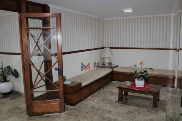 Apartamento amplo, andar alto, com 03 dormitórios, à venda, Alto da Glória - Curitiba. - Foto 4