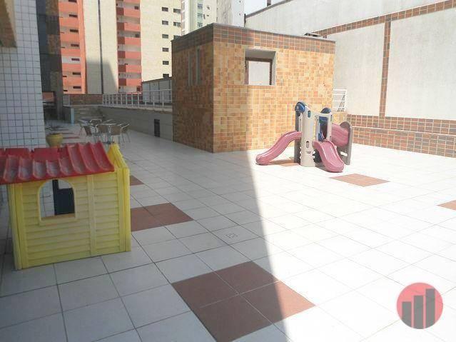 Apartamento com 3 dormitórios para alugar, 63 m² por R$ 1.900/mês - Mucuripe - Fortaleza/C - Foto 8