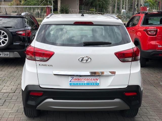 Hyundai Creta Pulse Plus 1.6 Aut. 2018 Completa Unica Dona - Foto 7