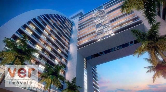 Sala para alugar, 29 m² por R$ 2.500,00/mês - Aldeota - Fortaleza/CE - Foto 10