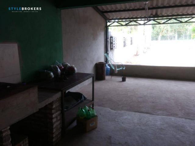 Chácara no Pai André com 1 dormitório à venda, 5100 m² por R$ 200.000 - Pai André - Várzea - Foto 9