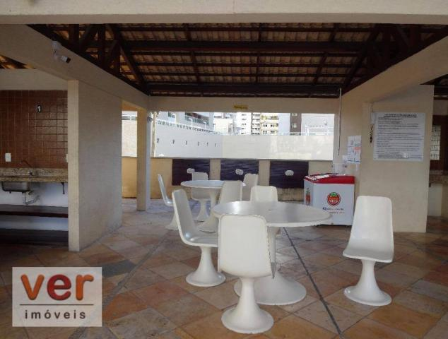 Apartamento à venda, 68 m² por R$ 350.000,00 - Cocó - Fortaleza/CE - Foto 17