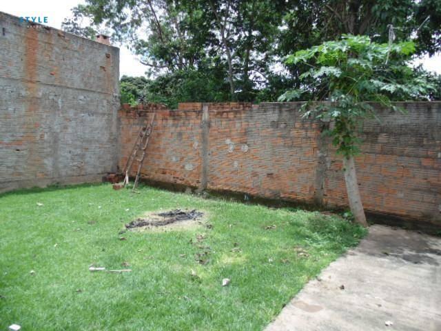 Casa Térrea com 2 dormitórios à venda, 50 m² por R$ 180.000 - Residencial Despraiado - Cui - Foto 3
