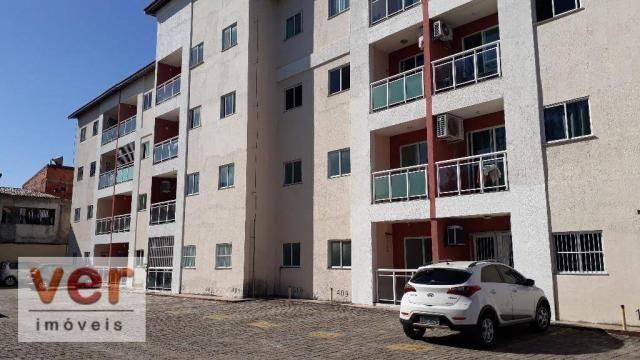 Apartamento à venda, 58 m² por R$ 200.000,00 - Messejana - Fortaleza/CE - Foto 3