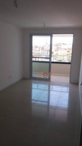 Apartamento para alugar, 61 m² por R$ 1.600,00/mês - Dunas - Fortaleza/CE - Foto 15