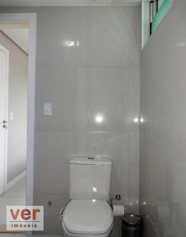 Apartamento à venda, 153 m² por R$ 800.000,00 - Engenheiro Luciano Cavalcante - Fortaleza/ - Foto 18