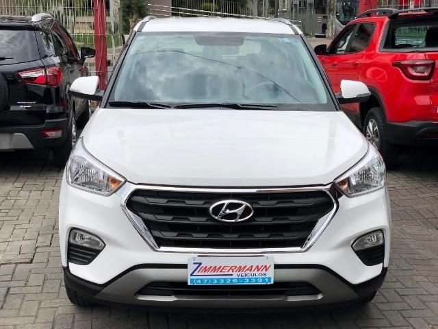 Hyundai Creta Pulse Plus 1.6 Aut. 2018 Completa Unica Dona - Foto 10