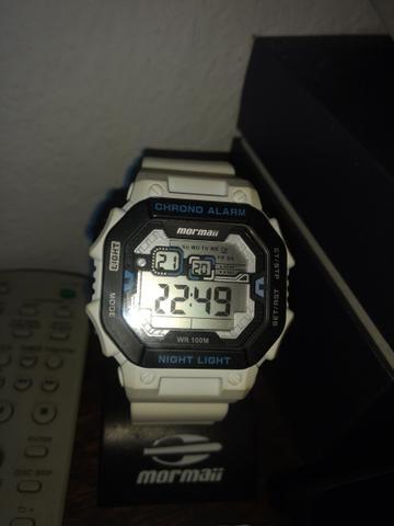 384f64f1c0a4b Relógio Mormaii - Bijouterias