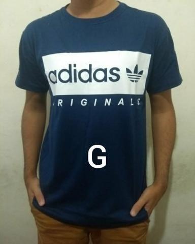 c8098fec65009 Camisas e camiseta Adidas - Roupas e calçados - Penha