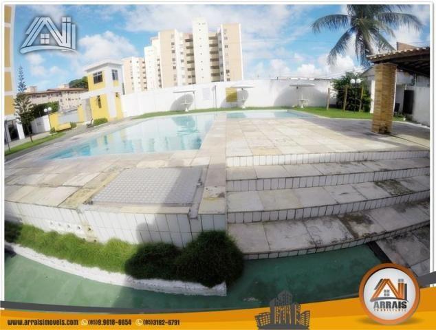 Apartamento com 3 dormitórios à venda, 70 m² por R$ 240.000,00 - Montese - Fortaleza/CE - Foto 2