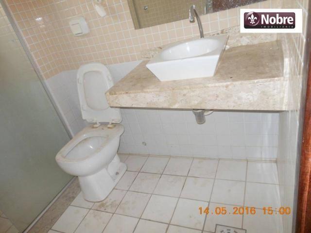 Apartamento com 3 dormitórios para alugar, 112 m² por r$ 1.405,00/mês - plano diretor sul  - Foto 10
