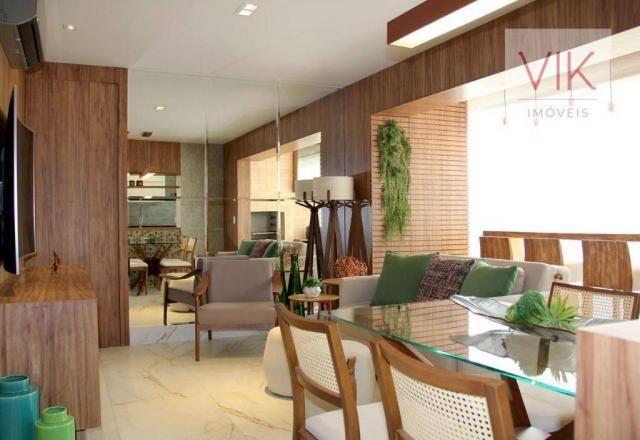 Apartamento à venda, 67 m² por R$ 880.000,00 - Taquaral - Campinas/SP