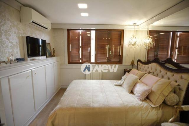 Apartamento com 3 dormitórios à venda, 292 m² por r$ 2.300.000 - centro - novo hamburgo/rs - Foto 12