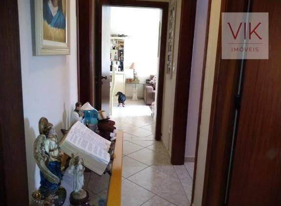 Apartamento à venda, 91 m² por R$ 510.700,00 - Taquaral - Campinas/SP - Foto 5