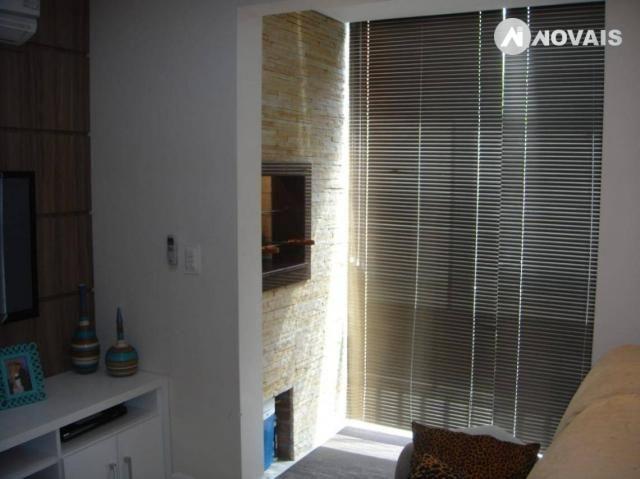 Apartamento com 2 dormitórios à venda, 54 m² por r$ 260.000,00 - santo andré - são leopold - Foto 8