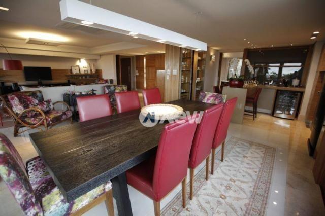 Apartamento com 3 dormitórios à venda, 292 m² por r$ 2.300.000 - centro - novo hamburgo/rs - Foto 2