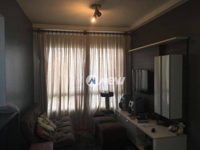 Apartamento com 3 dormitórios à venda, 71 m² por r$ 340.000 - mauá - novo hamburgo/rs - Foto 2