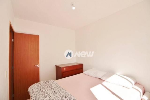 Apartamento com 2 dormitórios à venda, 42 m² por r$ 159.600 - operário - novo hamburgo/rs - Foto 6