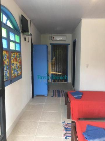 Pousada à venda, 900 m² por r$ 1.800.000 - cidade alta - santa cruz cabrália/ba - Foto 19