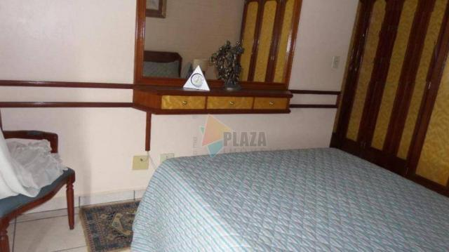 Apartamento com 2 dormitórios para alugar, 90 m² por R$ 3.000,00/mês - Vila Guilhermina -  - Foto 12