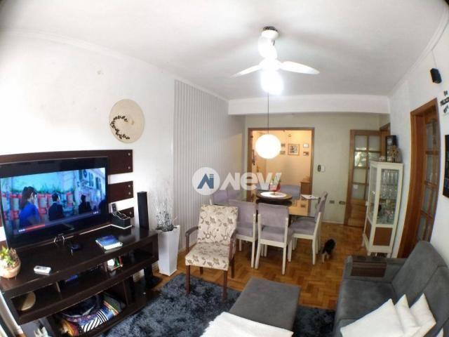 Apartamento com 3 dormitórios à venda, 97 m² por r$ 349.000 - guarani - novo hamburgo/rs - Foto 4