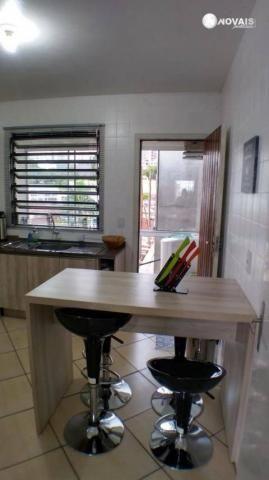 Apartamento com 1 dormitório à venda, 51 m² por r$ 160.000 - centro - novo hamburgo/rs - Foto 14