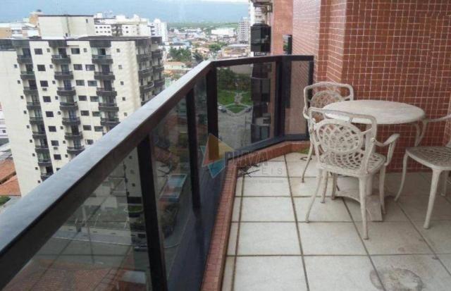 Apartamento com 2 dormitórios para alugar, 90 m² por R$ 3.000,00/mês - Vila Guilhermina -