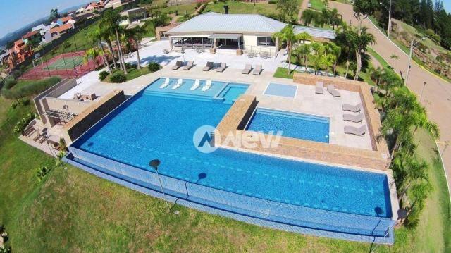 Terreno à venda, 602 m² por r$ 455.000 - encosta do sol - estância velha/rs