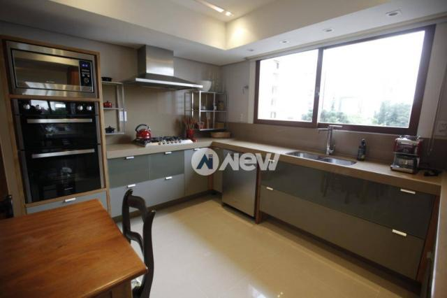 Apartamento com 3 dormitórios à venda, 292 m² por r$ 2.300.000 - centro - novo hamburgo/rs - Foto 5