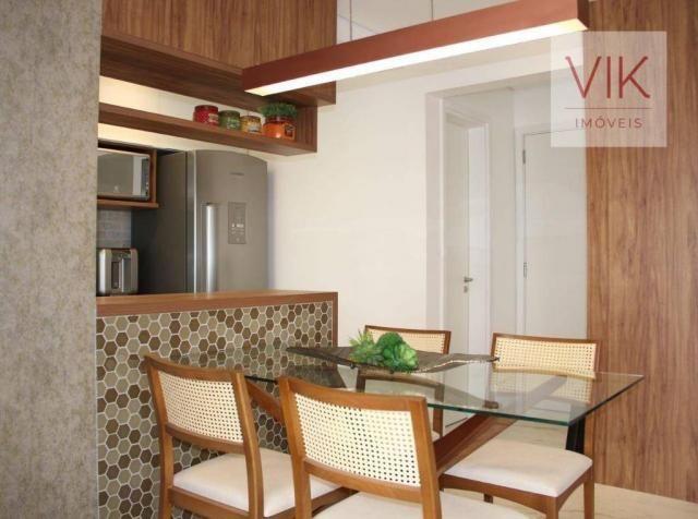 Apartamento à venda, 67 m² por R$ 880.000,00 - Taquaral - Campinas/SP - Foto 14
