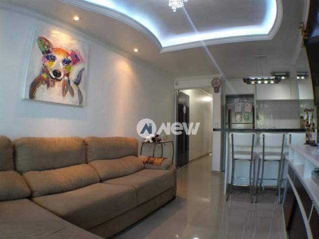 Casa com 3 dormitórios à venda, 92 m² por r$ 350.000 - scharlau - são leopoldo/rs