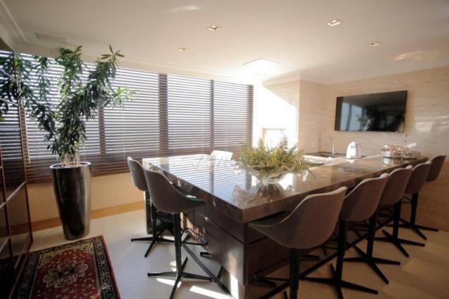 Apartamento com 3 dormitórios à venda, 243 m² por r$ 2.900.000 - hamburgo velho - novo ham - Foto 8