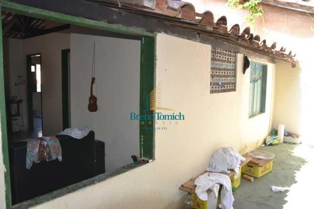 Casa com 3 dormitórios à venda, 91 m² por R$ 180.000 - Centro - Santa Cruz Cabrália/BA - Foto 8