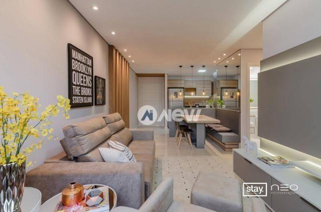 Apartamento à venda, 69 m² por r$ 363.500,00 - rio branco - novo hamburgo/rs - Foto 13