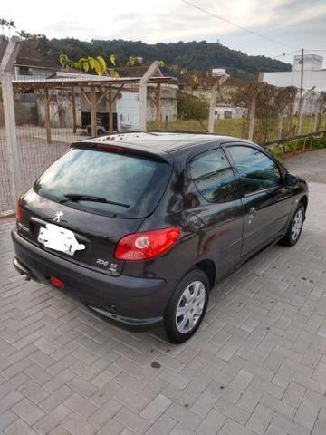 Vendo Peugeot 206 Presence 1.4 Flex - Foto 6