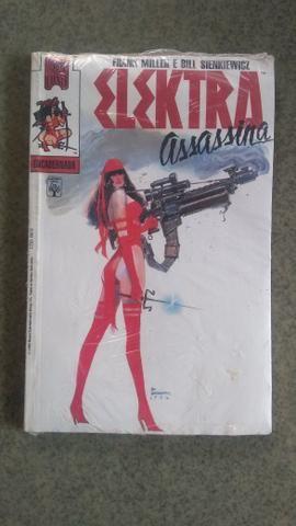 Elektra Assassina - Mini Série 4 Edições + Encadernada - Foto 6
