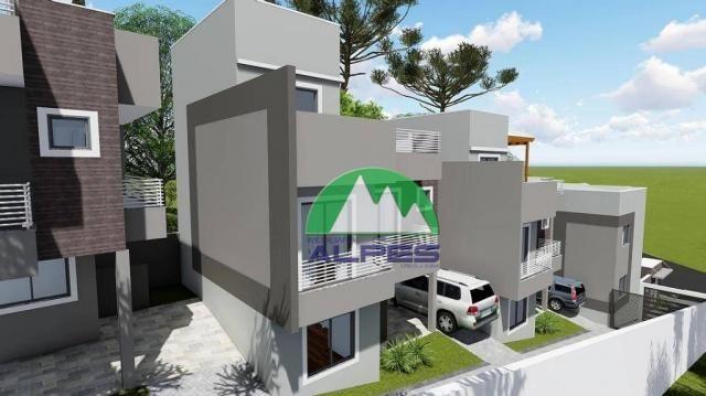 Sobrado com 3 dormitórios à venda, 151 m² por R$ 595.000,00 - Seminário - Curitiba/PR - Foto 5