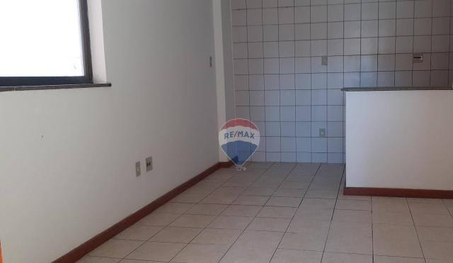 Apartamento com 1 dormitório para alugar, 53 m² por R$ 500,00/mês - Centro - Juiz de Fora/ - Foto 4