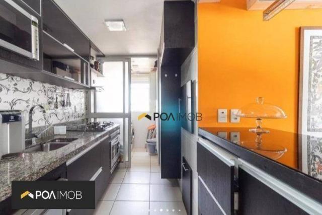 Apartamento com 03 dormitórios no bairro Rio Branco - Foto 16