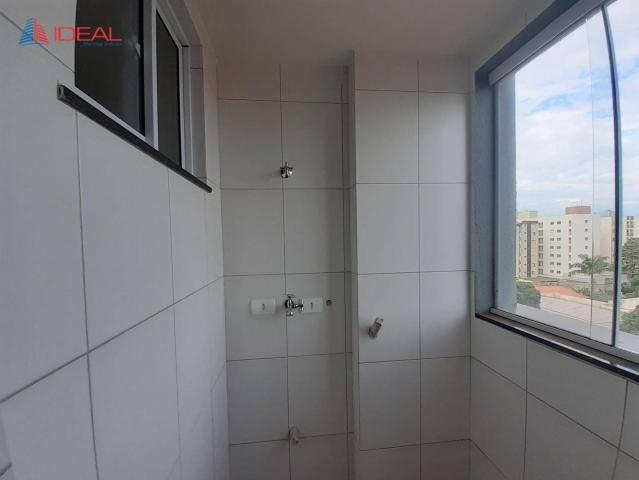Apartamento com 1 dormitório para alugar, 30 m² por R$ 880,00/mês - Vila Esperança - Marin - Foto 7