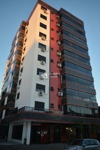 Apartamento para alugar 03 Dormitórios em Santa Maria com Suite Elev Sacada Churrasqueira