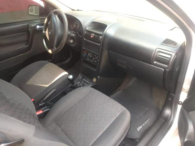 Chevrolet astra hatch 2005 2.0 mpfi advantage 8v flex 2p manual - Foto 5