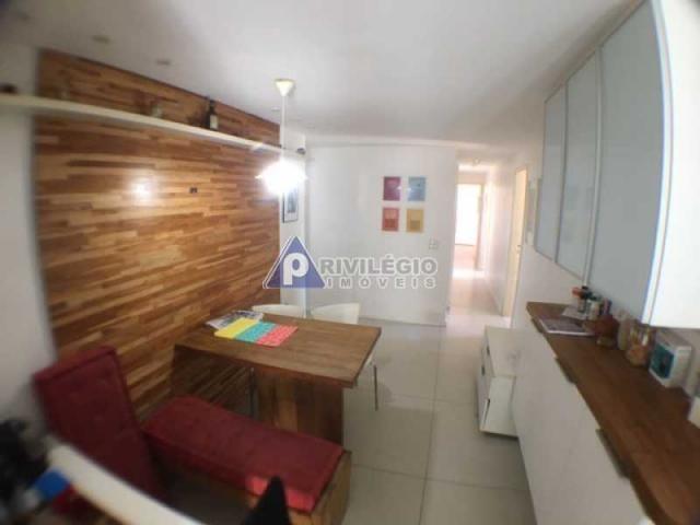 Apartamento à venda com 4 dormitórios em Cosme velho, Rio de janeiro cod:FLCO40015 - Foto 18