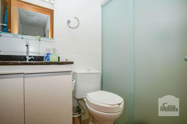 Apartamento à venda com 3 dormitórios em Caiçara-adelaide, Belo horizonte cod:250368 - Foto 12