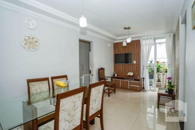 Apartamento à venda com 3 dormitórios em Caiçara-adelaide, Belo horizonte cod:250368 - Foto 3